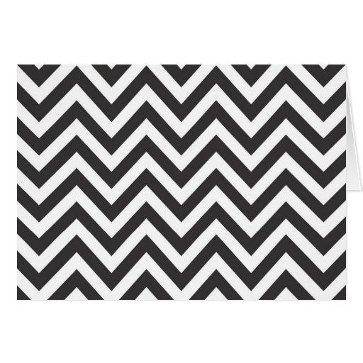 Zig Zag Striped Pattern Zazzle Template Background Greeting Cards