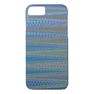ZIG ZAGGING IN THE THIRD UNIVERSE iPhone 7 CASE