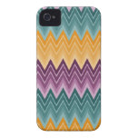 Zig-Zazzle Barely There Case Case-Mate iPhone 4 Cases