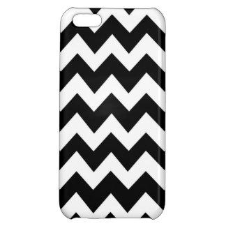 ZigZag black and white I phone case iPhone 5C Case