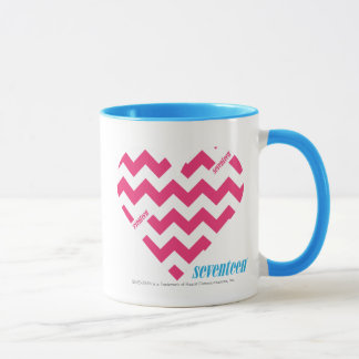 ZigZag Magenta 3 Mug