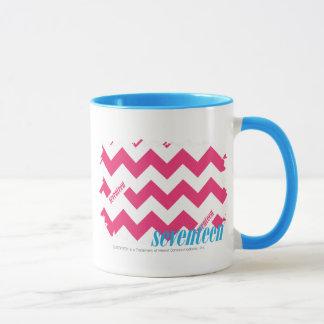 ZigZag Magenta 4 Mug