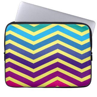 zigzag Neoprene Laptop Sleeve 13 inch