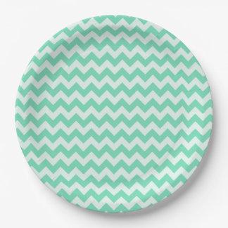 Zigzag Paper Plate