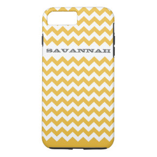 Zigzag Pattern Any Color  Personalized iPhone iPhone 7 Plus Case