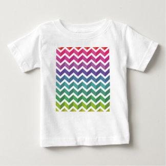 Zigzag Pattern Baby T-shirt