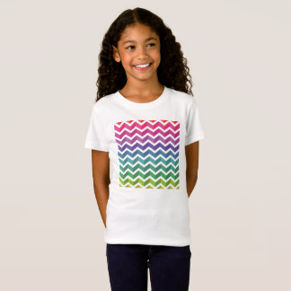 Zigzag Pattern Kids T-shirt