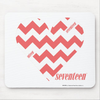 ZigZag Pink 3 Mouse Pad
