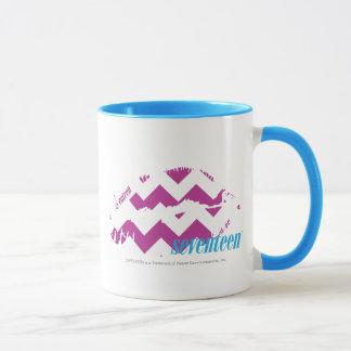 ZigZag Purple Mug