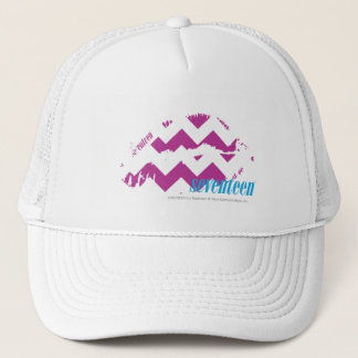 ZigZag Purple Trucker Hat