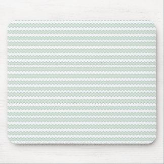 Zigzag Sea Anemone Mouse Pad