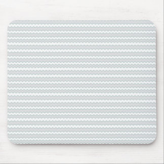Zigzag Stripes Pearl Seed Pattern Mouse Pads