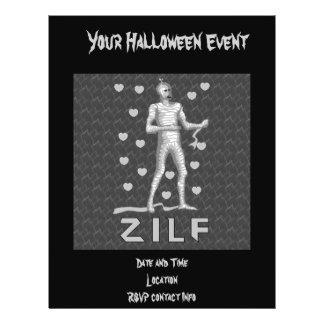 Zilf Zombie Custom Flyer