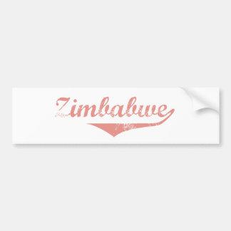 Zimbabwe Bumper Sticker