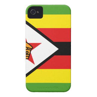 Zimbabwe Case-Mate iPhone 4 Case
