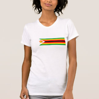 zimbabwe country flag nation symbol T-Shirt