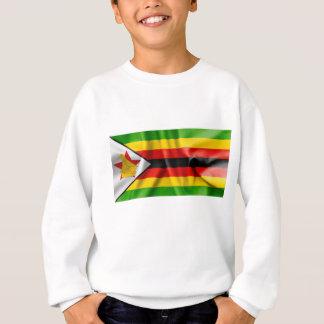 Zimbabwe Flag Kids' Hanes ComfortBlend® Sweatshirt