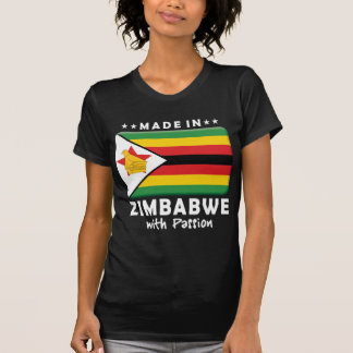 Zimbabwe Passion W T-Shirt