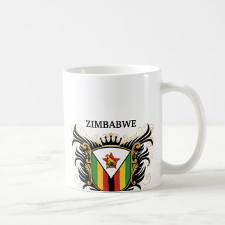Zimbabwe [personalize] coffee mug