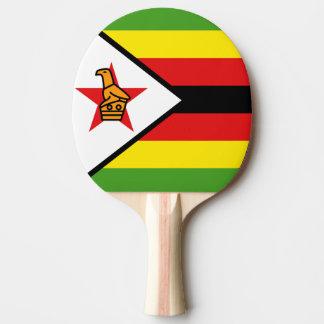 Zimbabwe Ping Pong Paddle