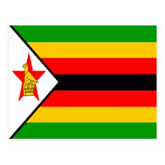 Zimbabwe Postcard