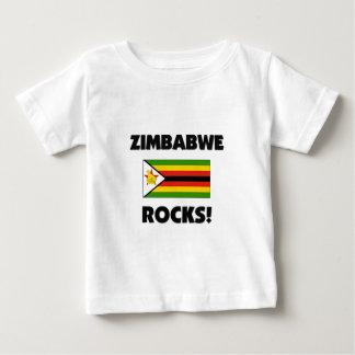 Zimbabwe Rocks Baby T-Shirt