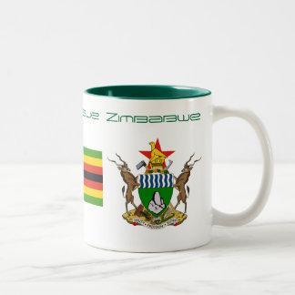 Zimbabwe Two-Tone Mug