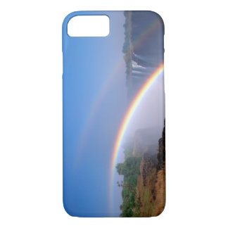 Zimbabwe, Victoria Falls National Park. Double iPhone 8/7 Case