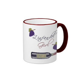 Zinfandel Girl Mugs