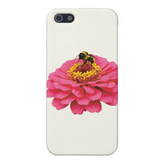 Zinnia and the Bee iPhone 5/5S Cover