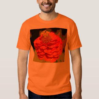 zinnia tee shirt