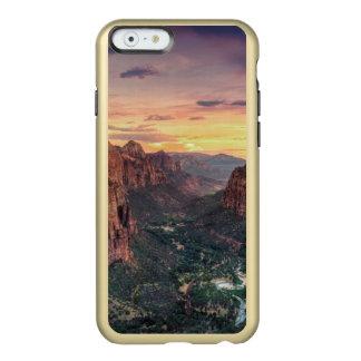 Zion Canyon National Park Incipio Feather® Shine iPhone 6 Case