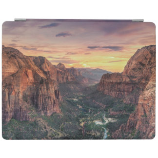 Zion Canyon National Park iPad Cover