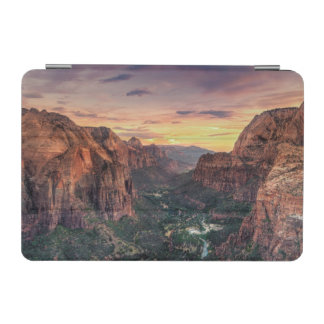 Zion Canyon National Park iPad Mini Cover