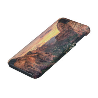 Zion Canyon National Park iPod Touch (5th Generation) Cases