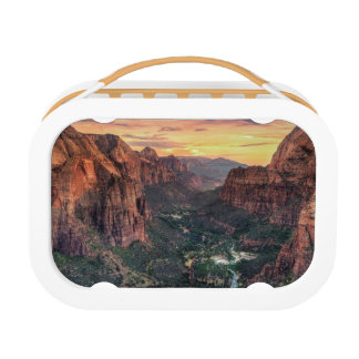 Zion Canyon National Park Lunch Box