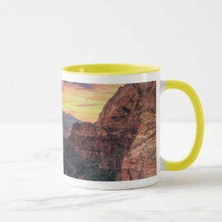 Zion Canyon National Park Mug
