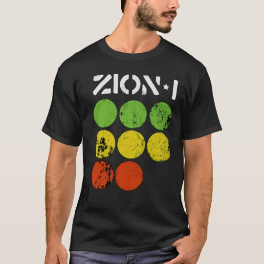 Zion I Stop Lights T-Shirt