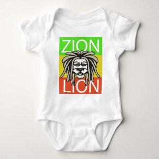 ZION LION BABY BODYSUIT