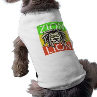 ZION LION SHIRT