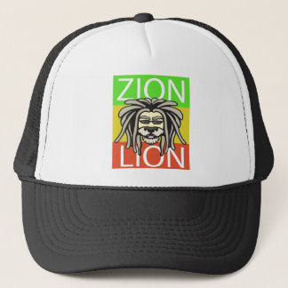ZION LION TRUCKER HAT