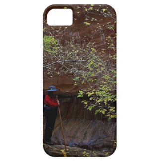 ZION NARROWS AUTUMN BARELY THERE iPhone 5 CASE