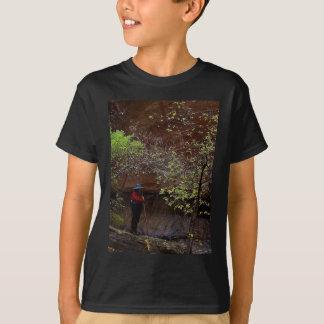 ZION NARROWS AUTUMN T-Shirt