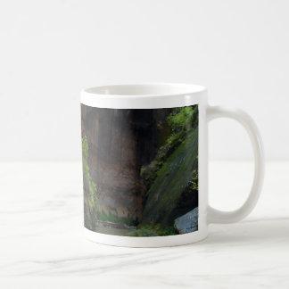 Zion Narrows Streams Virgin Rivers Coffee Mug