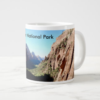 Zion National Park Coffee Cup