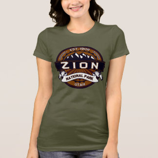 Zion National Park Logo Shirt