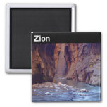 Zion National Park Refrigerator Magnet