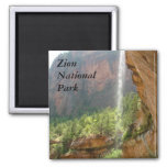 Zion National Park Refrigerator Magnets