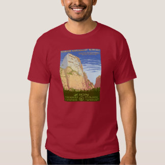 Zion National Park Tees