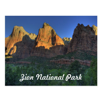 Zion National Park, UT  Postcard
